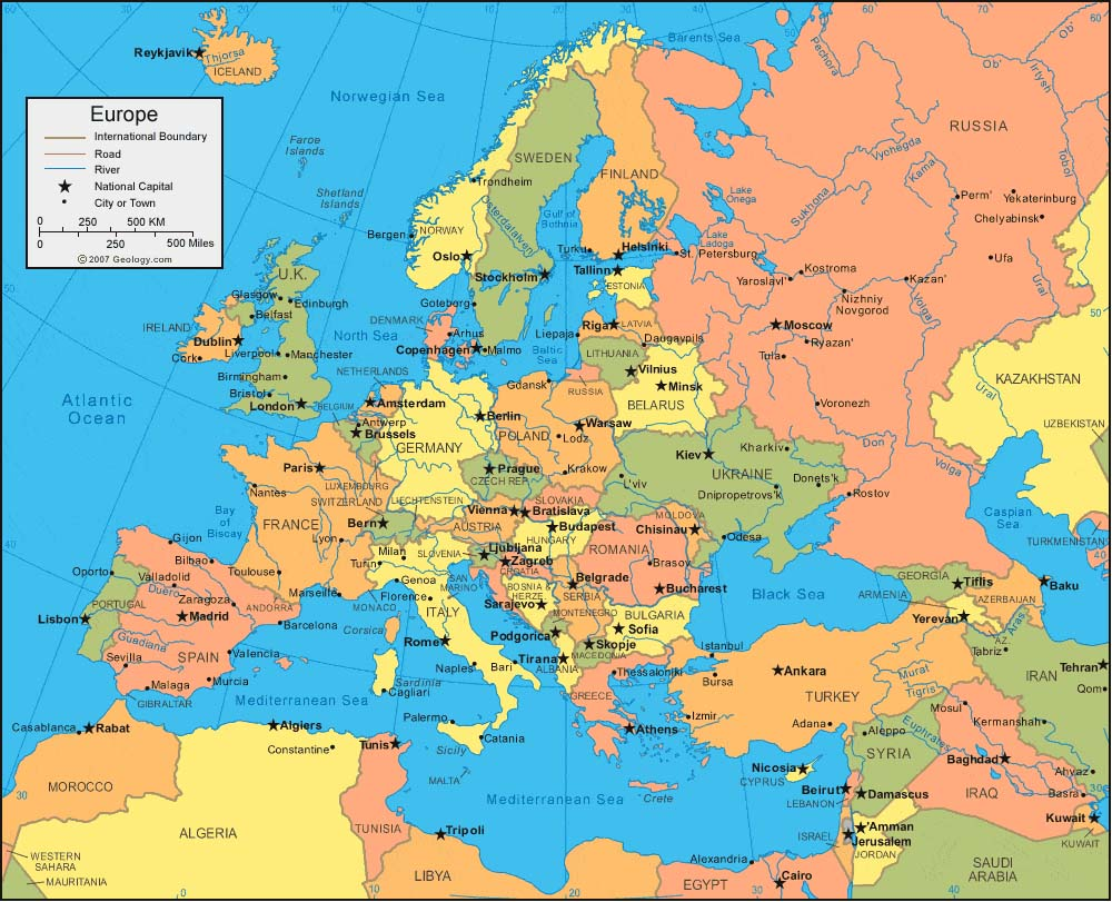 map_of_europe_general_information