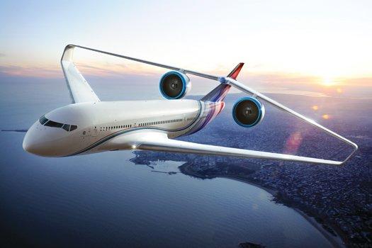 Box Wing Jet- MAIN