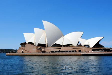 Sydney-Opera-House-Profile-Sydney-Australia, Australia Group Tour Packages From India