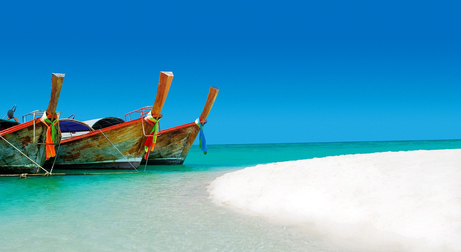 Thailand Exotic Beach