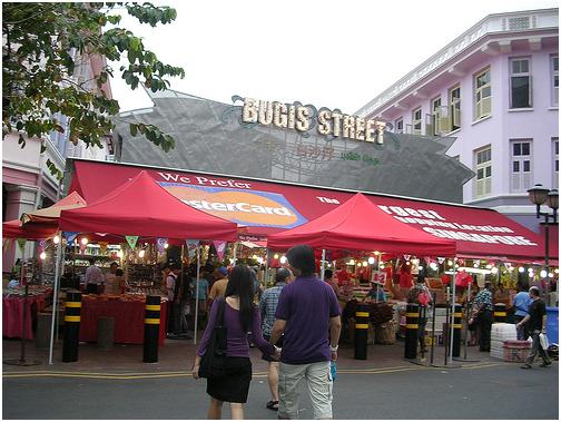 Shopping-At-Bugis-Street-Singapore