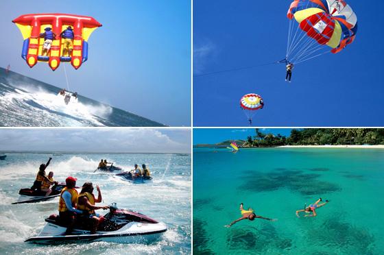 Water-Sports-Activities-At-Bali