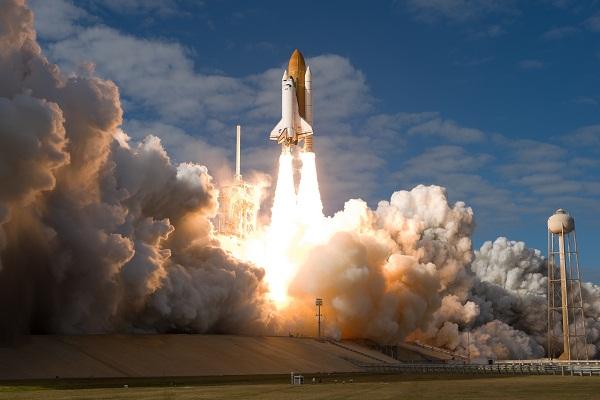 NASA-Rocket-Garden