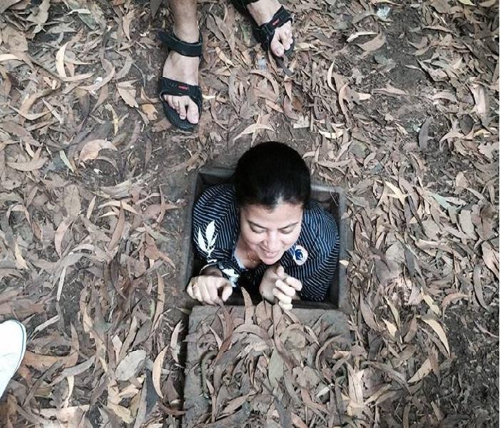 Cu-Chi-Tunnels-in-Vietnam