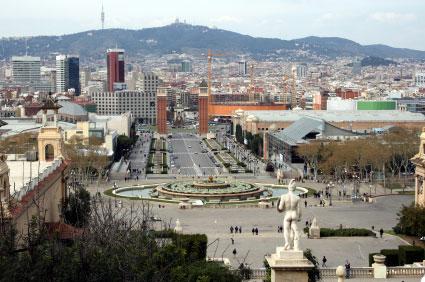 Skyline-of-barcelona