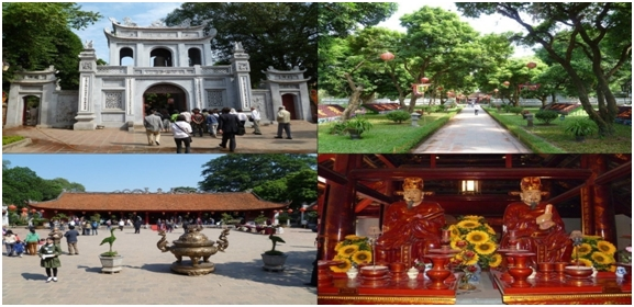First-University-of-Vietnam-Temple-of-Literature