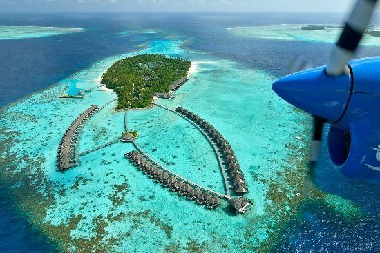 Maldives-Honeymooners-Paradise