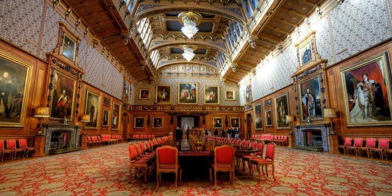Windsor Castle Private Apartments