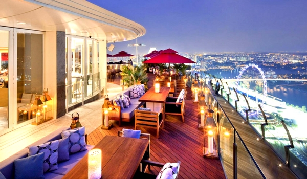 Bar in Singapore
