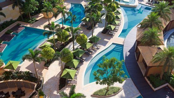 Optimized-pool view