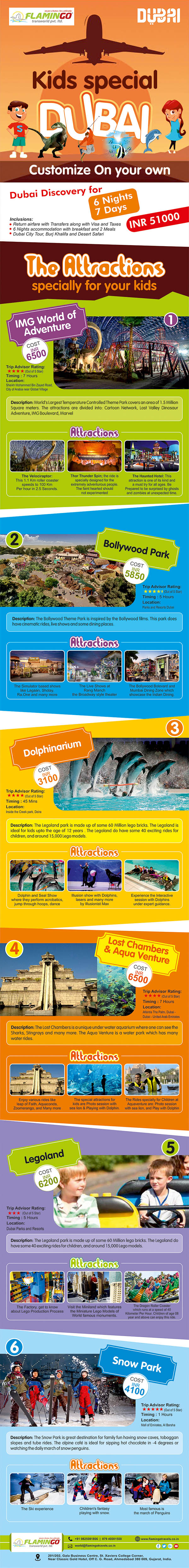 dubai kids special packages