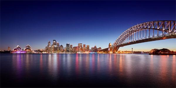 Australia-skyline