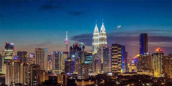 KualaLumpur-Skyline