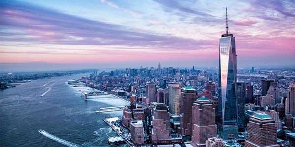 Newyork-skyline